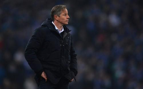 ドイツ杯敗退のシャルケ指揮官「ファンに謝らなくては」