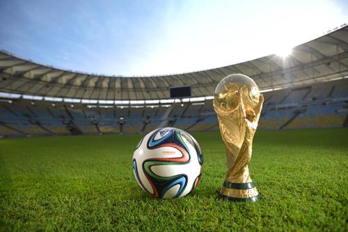 W杯公式球「ブラズーカ」がお披露目…ブラジル伝統のデザインに