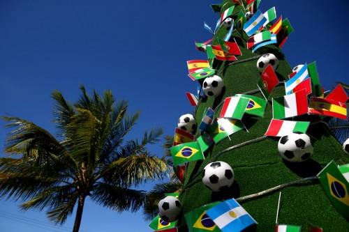 FIFAがブラジルW杯、7試合の開催時間を変更…日本対コートジボワールは現地22時KOに