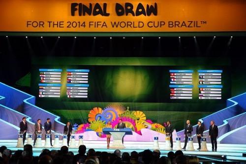 2014年W杯、民放各局の放送カードが決定…開幕戦はフジ