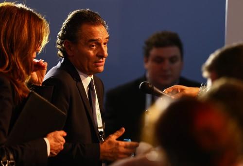 イタリア代表監督「我々のグループには3つの世界王者が存在する」
