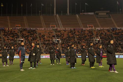 昇格PO決勝で敗れた京都のGKオ・スンフン「自分が未熟」