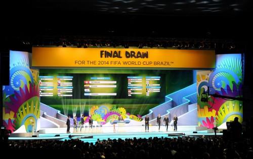 FIFA、日本所属のグループCを展望「最もオープンで困難な組」