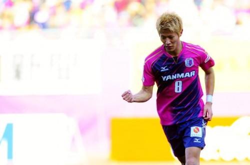 11月の月間ベストゴールはC大阪FW柿谷の右足ボレーが選出