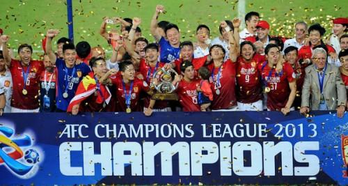 来季ACL組み合わせ決定…天皇杯覇者が王者の広州恒大と同組に