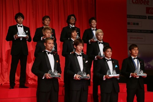 Jリーグアウォーズ各部門発表…俊輔MVP、ベスト11はオール日本人で7人初選出
