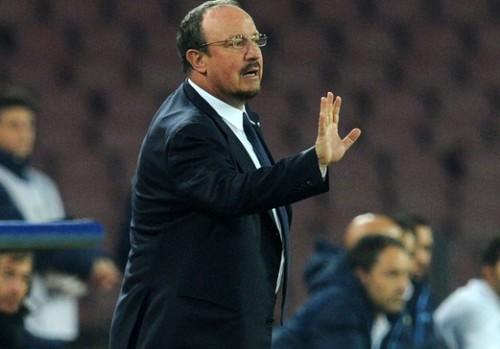 CL敗退もチームを称えるナポリのベニテス監督「誇りに思う」