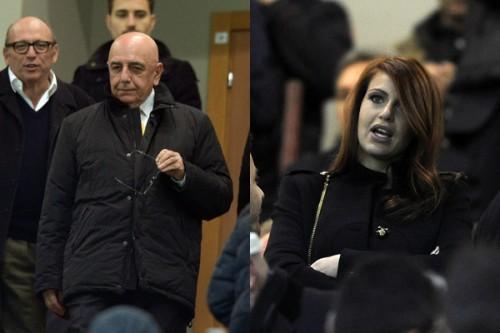 ミラン、ガッリアーニ氏が翻意してクラブ残留…名誉会長の娘と二頭体制に