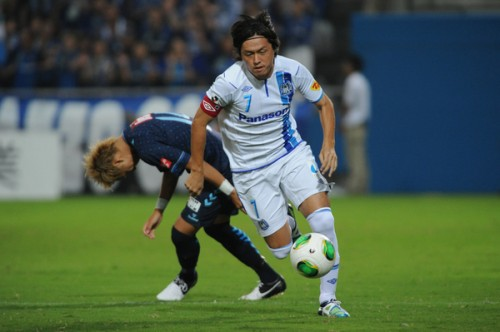 G大阪MF遠藤がファン選出J2のMVPに…J1昇格の来季は「チャレンジャー」