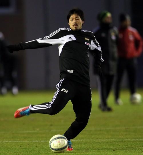 磐田、元日本代表MF松井大輔を獲得…2004年以来のJ復帰が決定