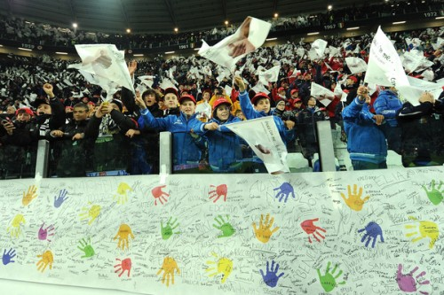 ユヴェントス、閉鎖処分の観客席に1万2000人の子供を招待して満員に