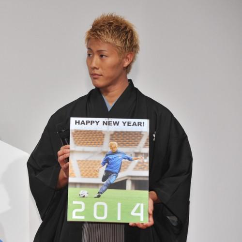 C大阪FW柿谷曜一朗が今年を振り返る「優勝争いで充実していた」