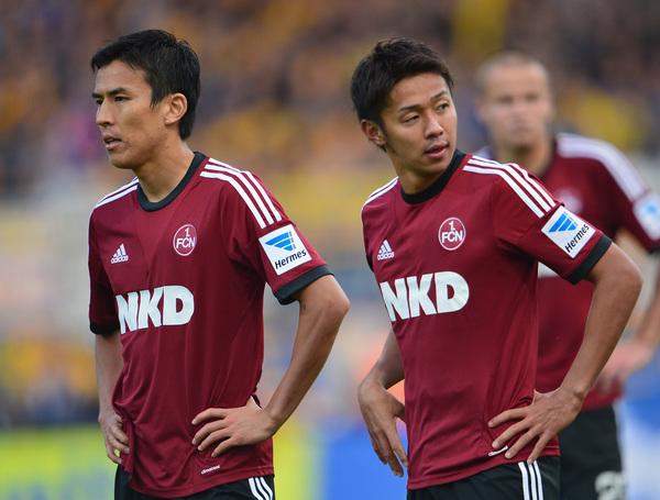 Eintracht Braunschweig v 1. FC Nuernberg - Bundesliga