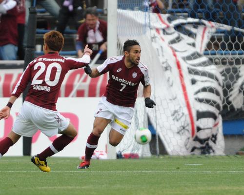 神戸FWポポが磐田に完全移籍…今季J2で40試合16ゴール
