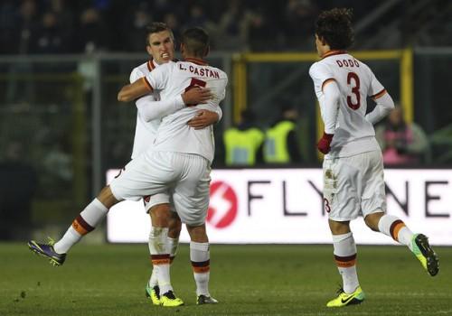 ローマ、終了間際のゴールで無敗維持もリーグ戦4試合連続のドロー