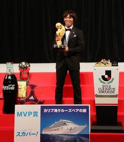 Jリーグアウォーズで表彰される各賞の副賞が発表…MVPはカリブ海の旅