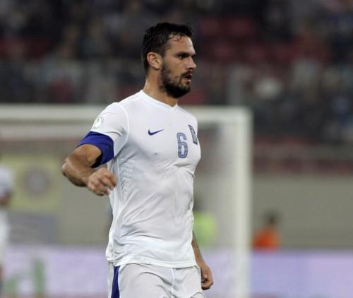 W杯で日本と同組のギリシャ代表「3チームとも難しい相手」