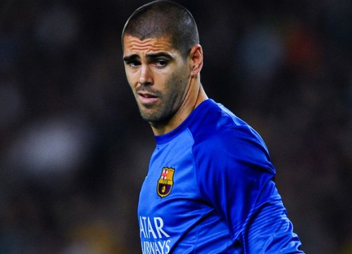 V・バルデスの移籍先候補にマンCが浮上か…スペイン紙報道