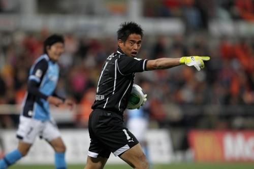 GK川口能活が今季限りで磐田退団「まだまだ僕は頑張りたい」