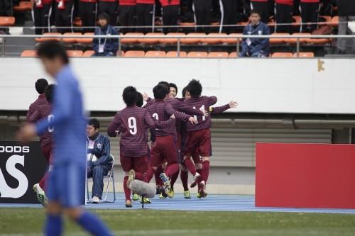 京都橘が市立船橋に快勝して高校選手権ベスト4…小屋松が2ゴール