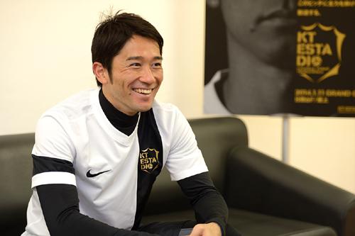 <インタビュー>玉田圭司「W杯は初戦がすごく大事だけれど相手に合わせていたら難しい」