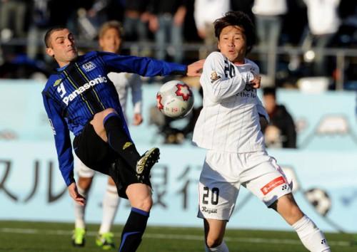 柏がJ1通算48得点のFWレアンドロを獲得…G大阪などでプレー