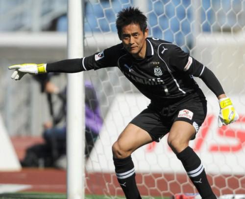元日本代表GK川口能活、岐阜への完全移籍が決定