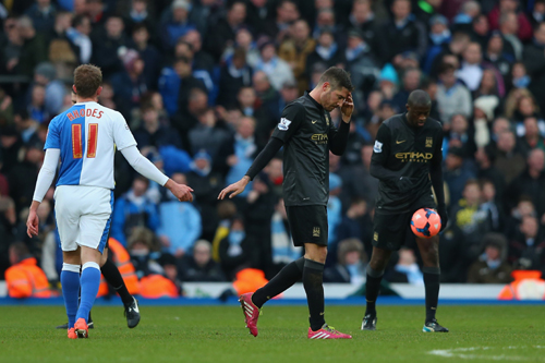 マンC、FA杯3回戦で2部に追いつかれてドロー…決着は再試合へ