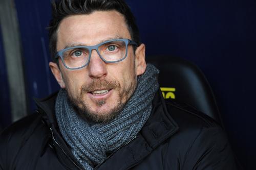セリエA初挑戦のサッスオーロ、ディ・フランチェスコ監督を解任