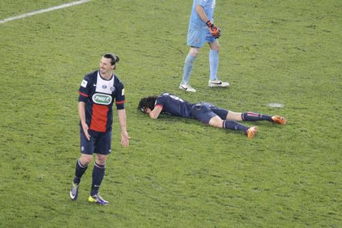パリSG、フランス杯でベスト16ならず…モンペリエに競り負ける