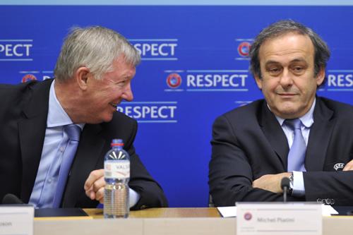 マンU前監督のファーガソン、UEFA大使に就任「名誉なこと」