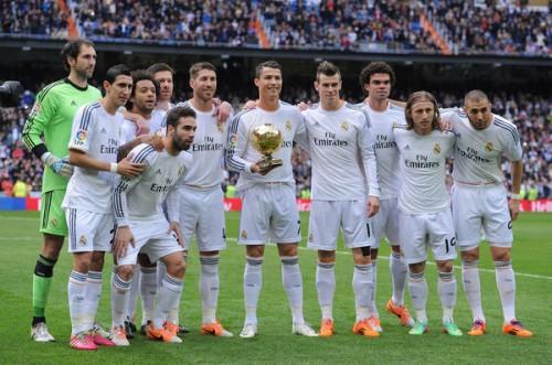 レアルが公式戦7試合連続無失点…クラブ記録に並ぶ