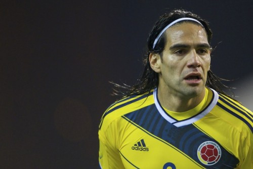 コロンビア代表FWファルカオが左ひざ負傷…W杯出場に影響も