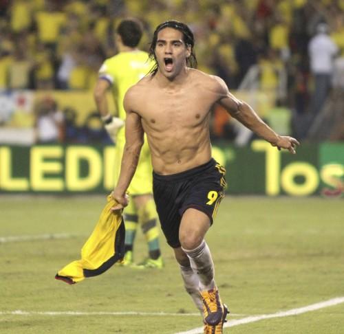 コロンビア代表FWファルカオ、じん帯損傷で手術…W杯出場に黄信号