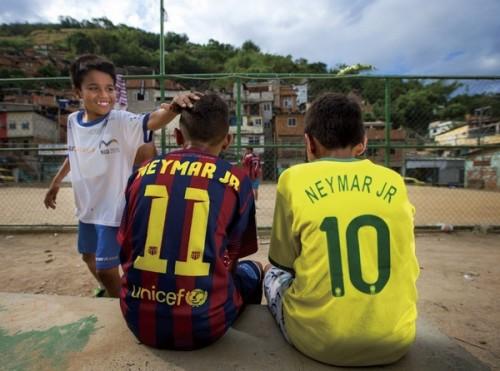 """""""ブラジルの至宝""""ネイマールは世界一の器か?"""