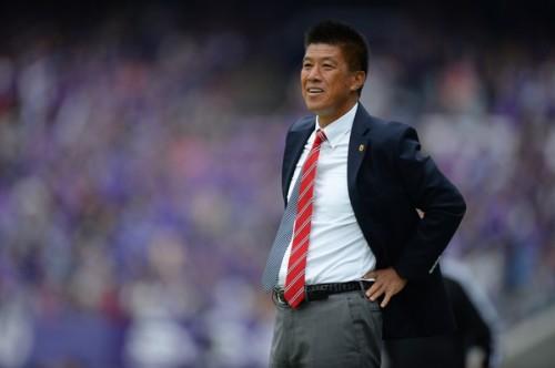 天皇杯21年ぶり制覇の横浜FM、樋口靖洋監督と契約延長