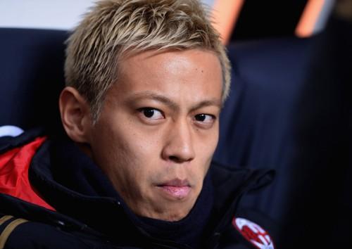 本田が終盤出場のミラン、ホームで逆転負け喫してイタリア杯敗退