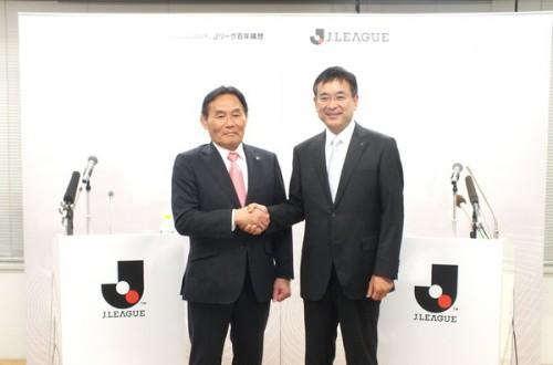 Jリーグ、大東チェアマンの退任を発表…後任は村井満氏が内定