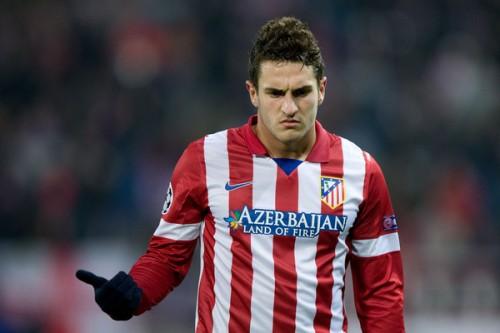 マンU加入噂のスペイン代表MFコケ、1月移籍に消極的か…英紙報道