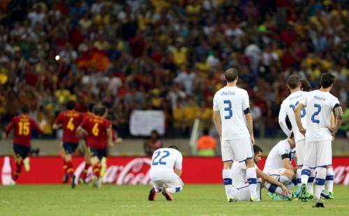 イタリア、3月5日にスペインと親善試合…コンフェデ杯以来の対戦