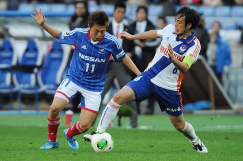 新潟MF三門雄大が横浜FMへ完全移籍…昨季リーグ戦全試合出場