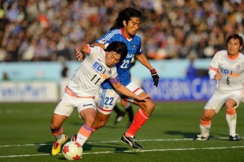 天皇杯制覇の横浜FM、35歳中澤「走り続けられる限り、走り続けたい」