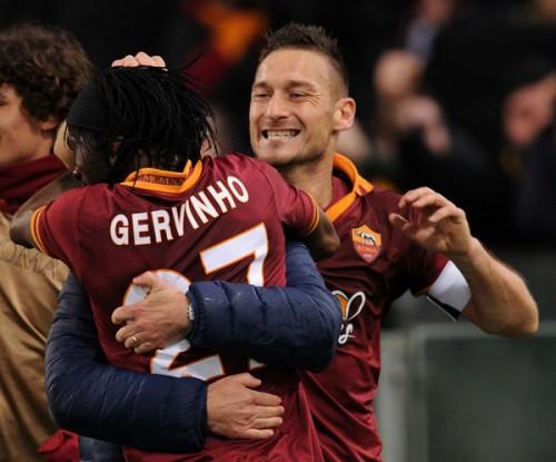 ローマがコッパ・イタリア準決勝進出…リーグ首位のユーヴェを撃破