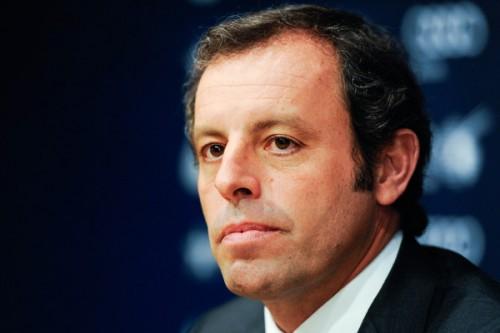 バルサがロセイ会長の辞任を発表…副会長のバルトメウ氏が新会長へ