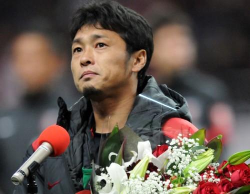 浦和一筋20年の元日本代表DF山田暢久が現役引退…29日に会見