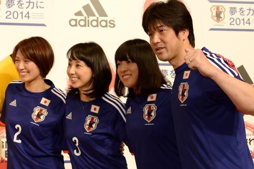 W杯初出場時の背番号「10」名波浩が日本代表にエール「是非良い結果を」