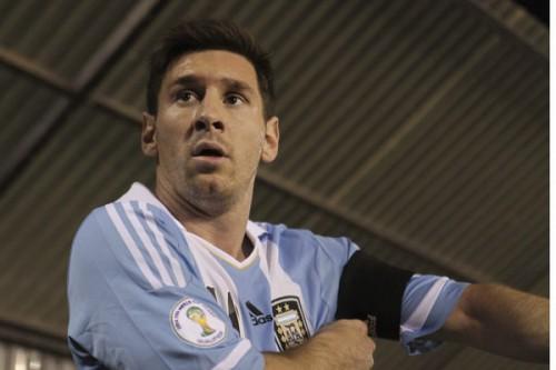 メッシがブラジルW杯へ抱負「アルゼンチンの優勝は国全体の夢」