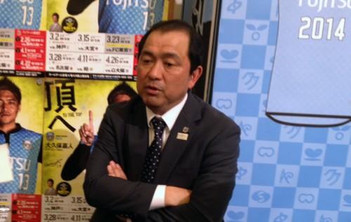 ACL挑戦の川崎・風間八宏監督「Jリーグは面白いんだ、というのを示したい」