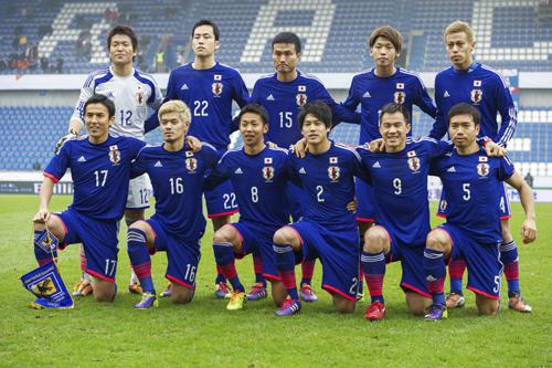 FIFAランクで日本が3カ月連続ダウンの50位…グループC最下位