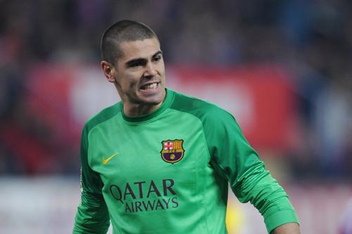バルセロナ、退団表明GKバルデスへの契約延長オファーを否定